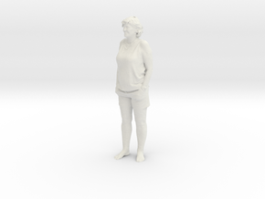 Printle C Femme 317 - 1/35 - wob in White Strong & Flexible