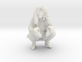 Printle C Femme 321 - 1/35 - wob in White Strong & Flexible