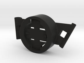 Garmin Seat Rail Mount 2 (fitment in description) in Black Natural Versatile Plastic