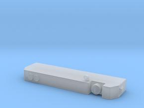 1/87 Seagrave Bumper #2 in Smooth Fine Detail Plastic