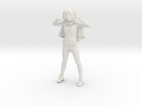 Printle C Femme 337 - 1/32 - wob in White Strong & Flexible