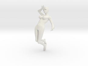 Printle C Femme 341 - 1/32 - wob in White Strong & Flexible