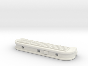 1/87 Philadelphia KME Rescue 1 Bumper in White Natural Versatile Plastic