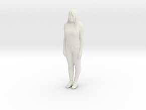 Printle C Femme 369 - 1/32 - wob in White Natural Versatile Plastic