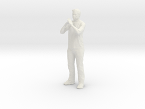 Printle C Homme 866 - 1/24 - wob in White Strong & Flexible