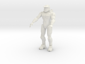Printle C Homme 867 - 1/24 - wob in White Strong & Flexible