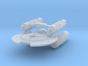 Terran Iroquois Class Heavy Frigate - 1:7000 in Smooth Fine Detail Plastic