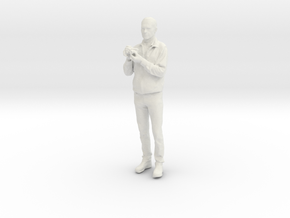 Printle C Homme 789 - 1/24 - wob in White Strong & Flexible