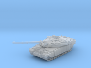 1/144 British Army FV4030/4 Challenger 1 MBT in Smooth Fine Detail Plastic