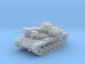1/144 US M60A2 Starship Main Battle Tank in Smooth Fine Detail Plastic