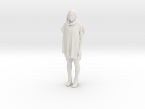 Printle C Femme 063 - 1/24 - wob in White Strong & Flexible