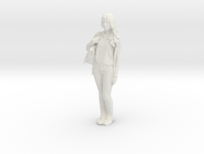 Printle C Femme 243 - 1/24 - wob in White Strong & Flexible