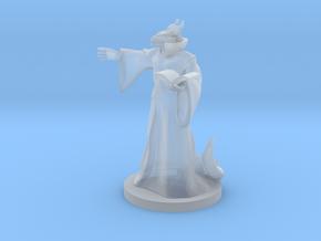 Dragonborn Warlock (Male) in Smooth Fine Detail Plastic