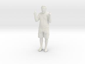 Printle C Homme 800 - 1/24 - wob in White Natural Versatile Plastic