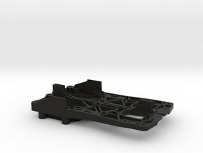 Tamiya M04 - M04S (210mm Wheelbase) chassis in Black Strong & Flexible