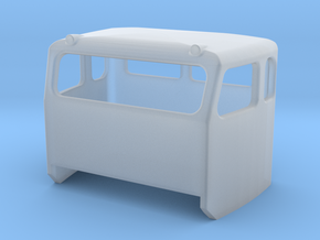 Swedish Truck Cab like Be-Ge Hytt 1350 1/87 in Smooth Fine Detail Plastic