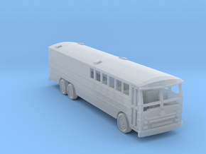 Great Northern Railways Bus Z Scale in Smooth Fine Detail Plastic