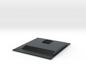 IN0003 GP40-2 Inertial Filter Hatch 1/87.1 in Black Hi-Def Acrylate