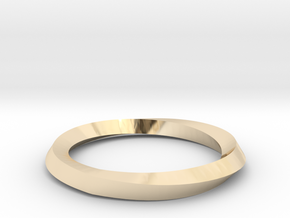 Wedding Ring-size9 in 14K Yellow Gold