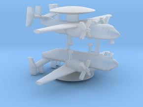 1/542 E-2A/B Hawkeye (x2) in Smooth Fine Detail Plastic