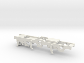 FR E1 & Cambrian SPC - EM Chassis in White Natural Versatile Plastic