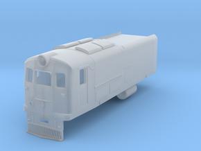 NZ120 Ew in Smooth Fine Detail Plastic