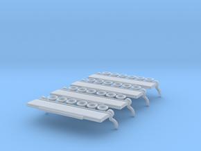 1/87 LB/Sr/6r/BrFl/Lk/Led/RKL  in Smoothest Fine Detail Plastic