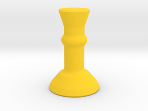 Trophy Riser VII in Yellow Processed Versatile Plastic