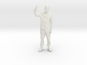 Printle C Homme 929 - 1/24 - wob in White Natural Versatile Plastic