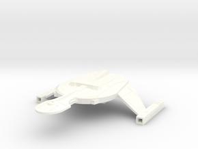 Romulan V19 Thunderbird 1/2500 in White Processed Versatile Plastic