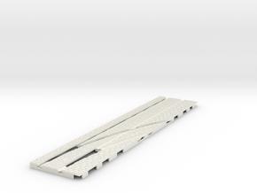 P-165stw-rh-junction-250r-204r-part1-plus-1a in White Natural Versatile Plastic