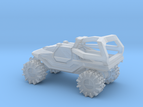 All-Terrain Vehicle closed cab with Roll Over Prot in Smooth Fine Detail Plastic