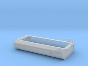 FT0009 GP40-2L Fuel Tank, Rebuilt 1/87.1 in Smoothest Fine Detail Plastic
