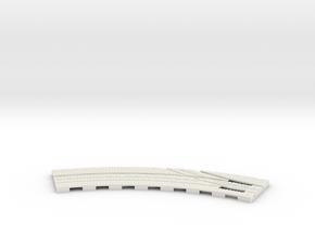 P-165stw-y-junction-250r-204r-part2-plus-1a in White Natural Versatile Plastic