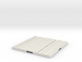 P-165stw-d-straight-junction-250r-204r-plus-1a in White Natural Versatile Plastic
