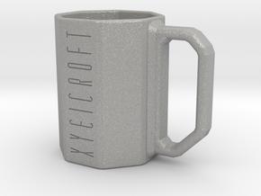 Pythagoras Mug in Aluminum