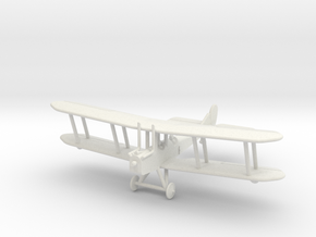 GWA12 RAF B.E.2c (1/144) in White Natural Versatile Plastic