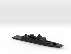 Gowind-class corvette, 1/3000 in Black Hi-Def Acrylate
