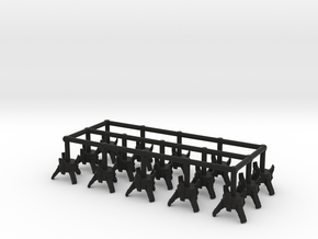 Custom Order, Defense Stations 15-set in Black Strong & Flexible