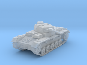 1/144 German VK 65.01 (H) Heavy Tank in Smooth Fine Detail Plastic