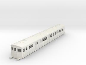 O-87-gwr-diag-o-steam-railmotor1 in White Natural Versatile Plastic