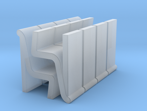 8 Conference Room Chairs HiRez (Star Trek Enterpri in Smooth Fine Detail Plastic