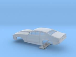 1/64 Pro Mod Maverick W Large Cowl in Smoothest Fine Detail Plastic