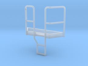 Plattform für Dreiseitenkipper 1:87 in Frosted Ultra Detail