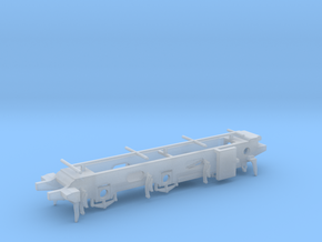 LB&SCR E2  - EM Chassis in Smooth Fine Detail Plastic