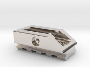 HP to Pickaninny Adaptor in Platinum