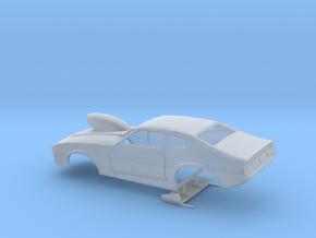 1/43 Pro Mod Maverick W Sm Cowl Scoop in Smooth Fine Detail Plastic