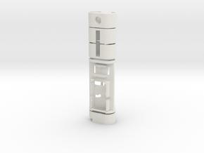 NBV4 + PEX Package in White Natural Versatile Plastic
