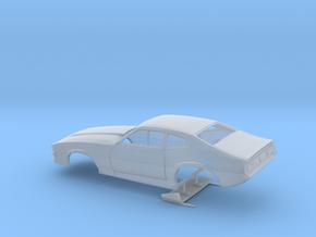 1/64 Pro Mod Maverick W Sm Cowl in Smoothest Fine Detail Plastic