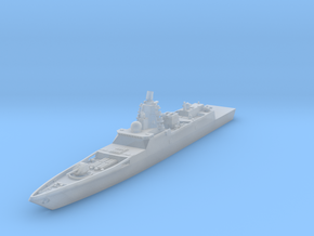 """Frigate Project 22350 """"Admiral Gorshkov"""" in Smooth Fine Detail Plastic: 1:1250"""